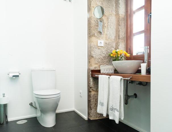 Baño habitación Volvoreta