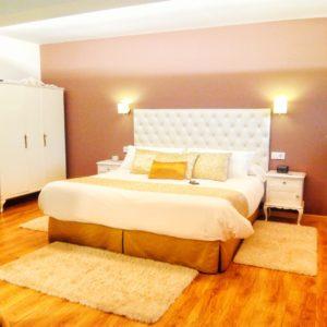 suite casa rural galicia