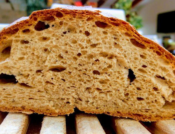 Pan artesano de Pueblo